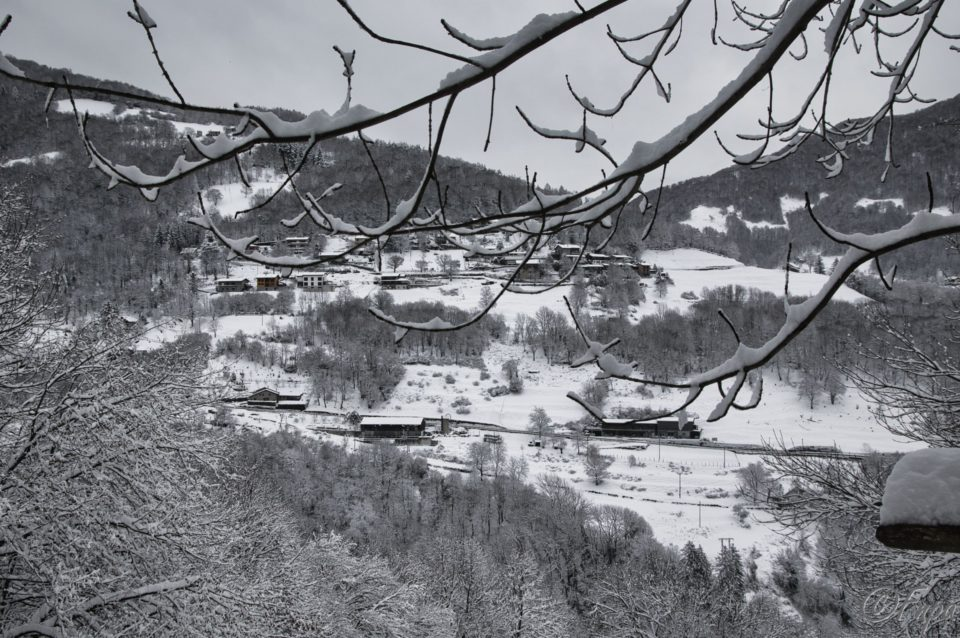 Paysages d'hiver - déc. 20020 , jan 2021